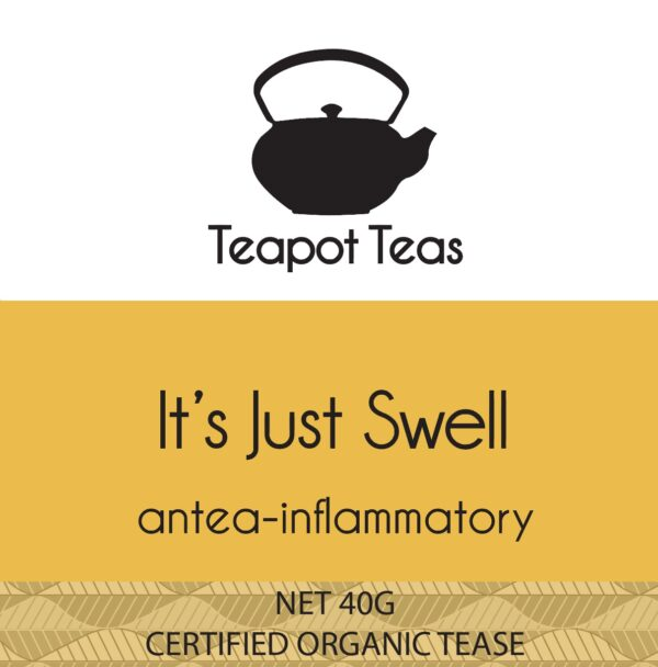 It's just swell_antea-inflammatory_teapot teas_lable