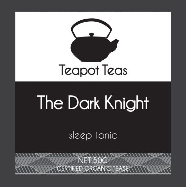 The Dark night sleep tonic by Teapot Teas