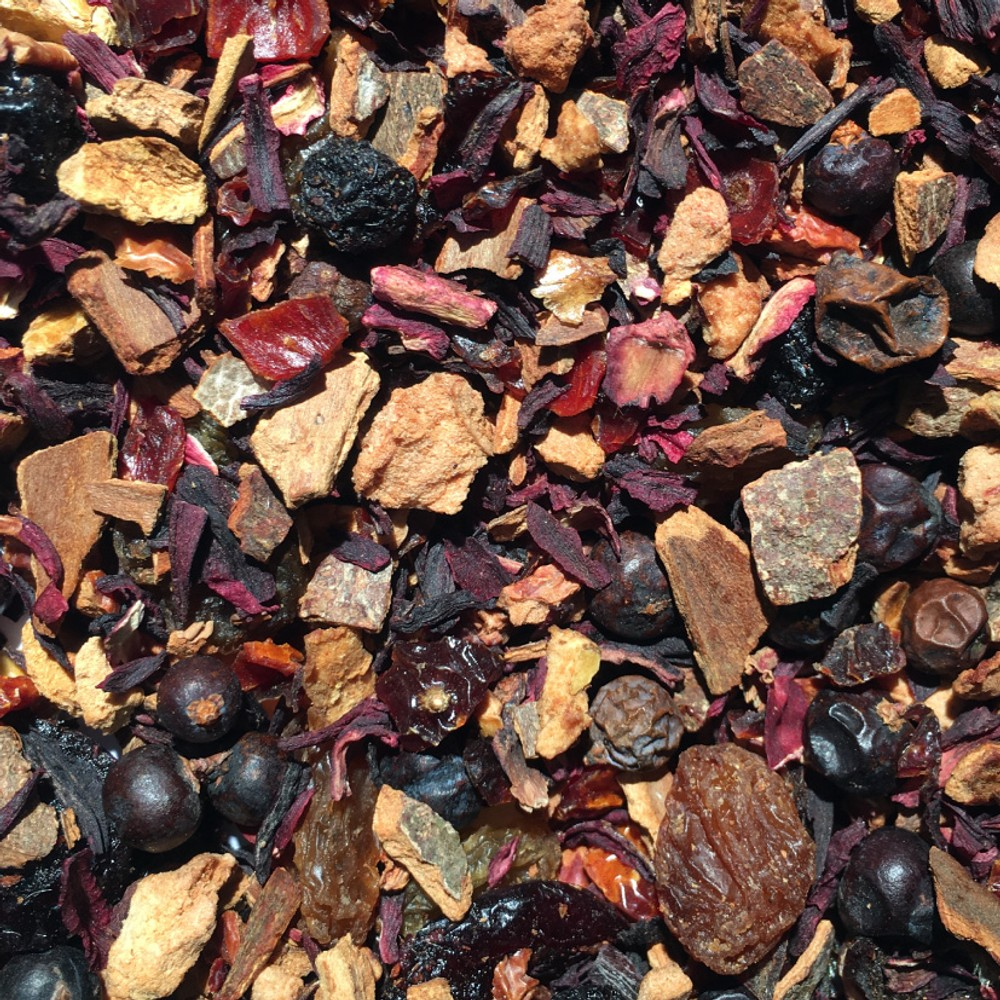 Berries, Bark & Bud – anteaoxidant & wellness elixir