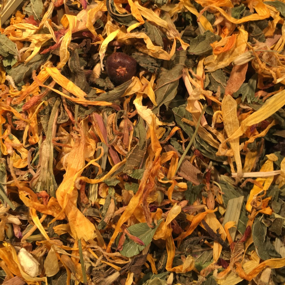 Don't Shatter The Scales – detox tisane