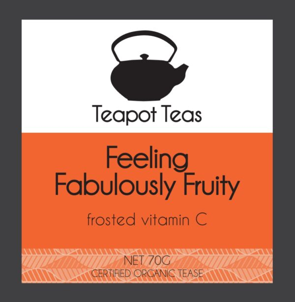feeling fabulously fruity_frosted vitamin c_teapot teas_label