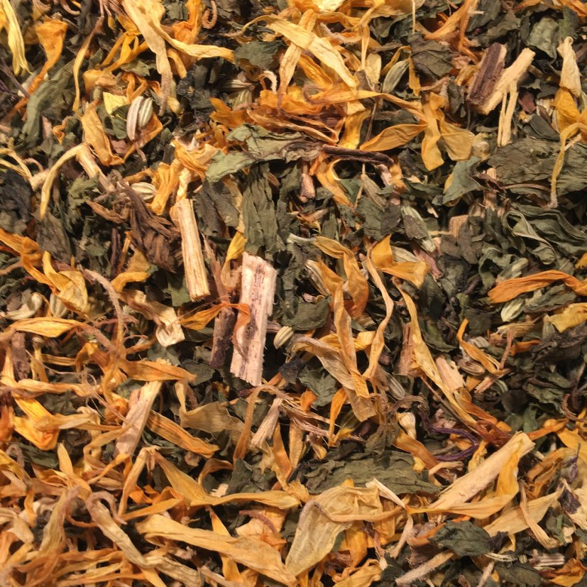 Guts & Gore No More – tummy calming tisane