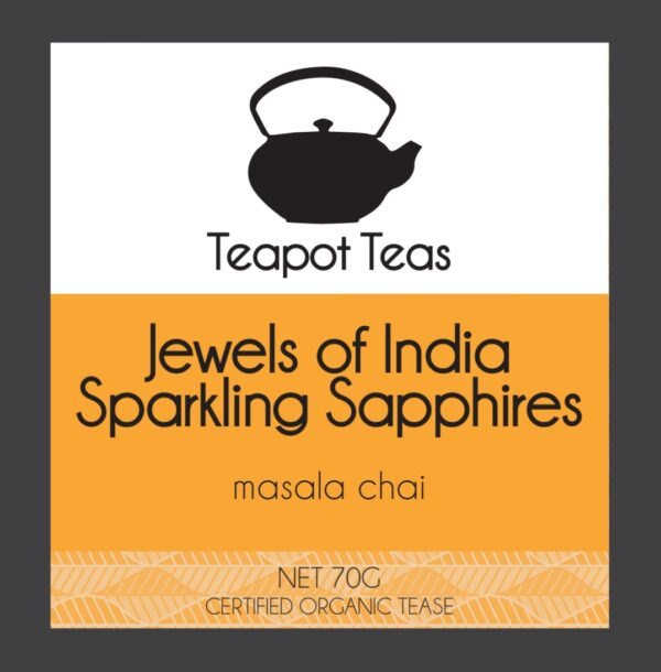 jewels of india sparkling sapphires_masala chai_teapot teas_image