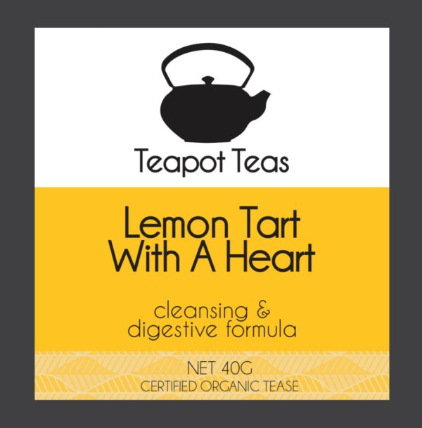 lemon tart with a heart_cleaning and digestive formula_teapot teas_image