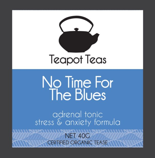 no time for the blues_adrenal tonic stree and anxiety formula_teapot teas_image